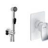 Встраиваемый комплект для биде со шлангом 120 см WasserKRAFT A010657WHITE 24598