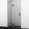 Душевая дверь WasserKRAFT Aller 10H05LBLACK MATT