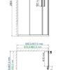 Душевой уголок WasserKRAFT Main 41S03 24633