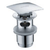 Донный клапан WasserKRAFT A105 Push-up 24512