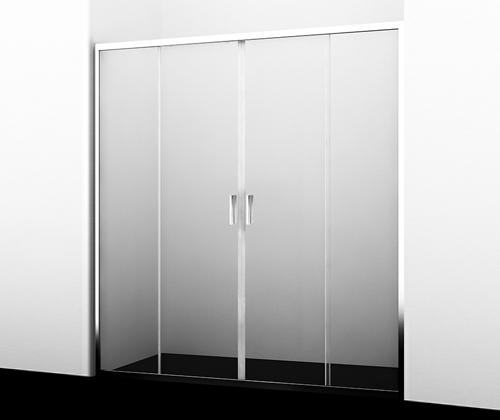 Душевая дверь WasserKRAFT Lippe 45S08