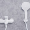 Смеситель для ванны с коротким изливом WasserKRAFT Mindel 8501 29109