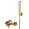 Смеситель для ванны с коротким изливом WasserKRAFT Aisch 5501